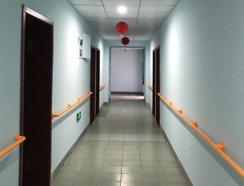 老年公寓走廊环境安全护手